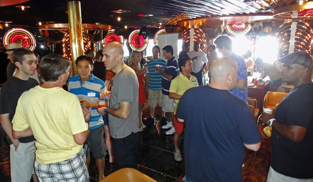 Dncruise 2 Delights Domain Industry Guests On A Wonderful
