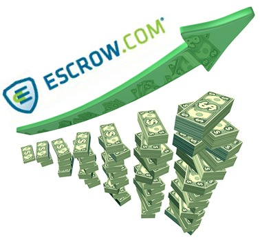 Transactions at pass the 1 5 billion mark Escrow motors