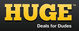 huge.com logo HUGE Discounts On Dating Fun